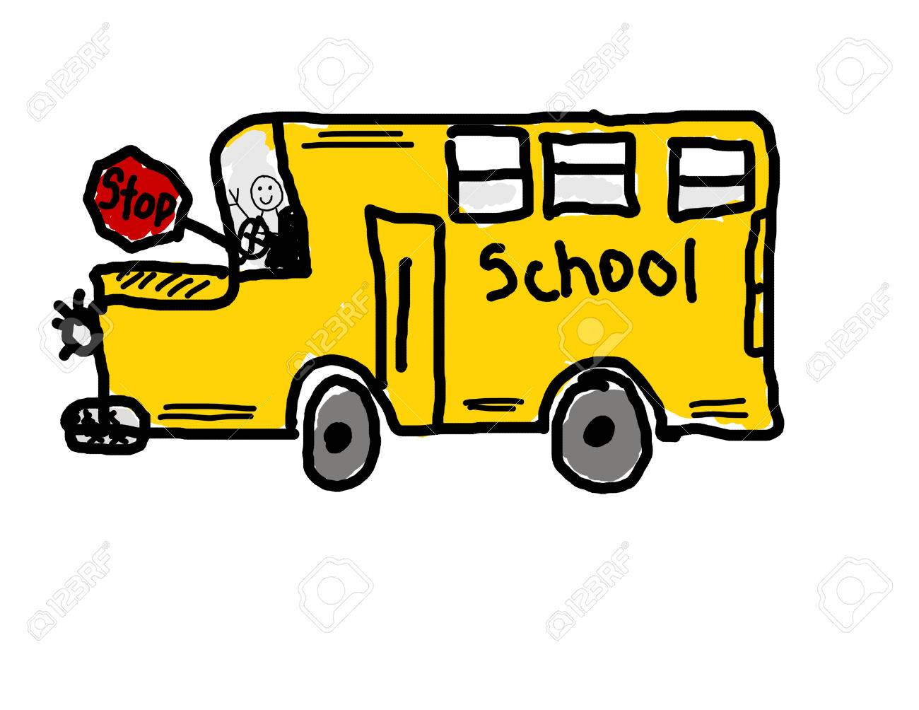 school buses drawing at getdrawings com free for personal use rh getdrawings com free animated school bus clipart free school bus clip art black and white