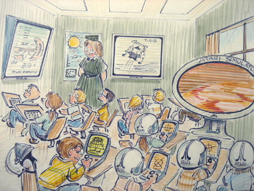 500x375 The School Of The Future Automated Classrooms (Part 1) Larry