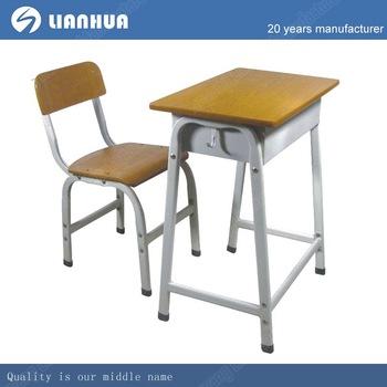 350x350 Factory Directly Sale School Deskwriting Deskdrawing Table