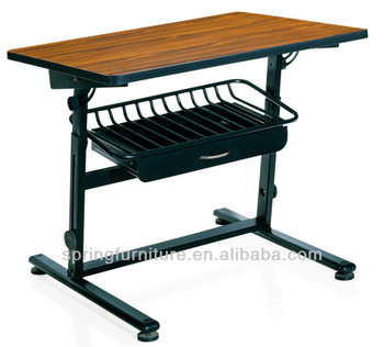 350x316 Hot Design School Desk Drawing Table For Sale