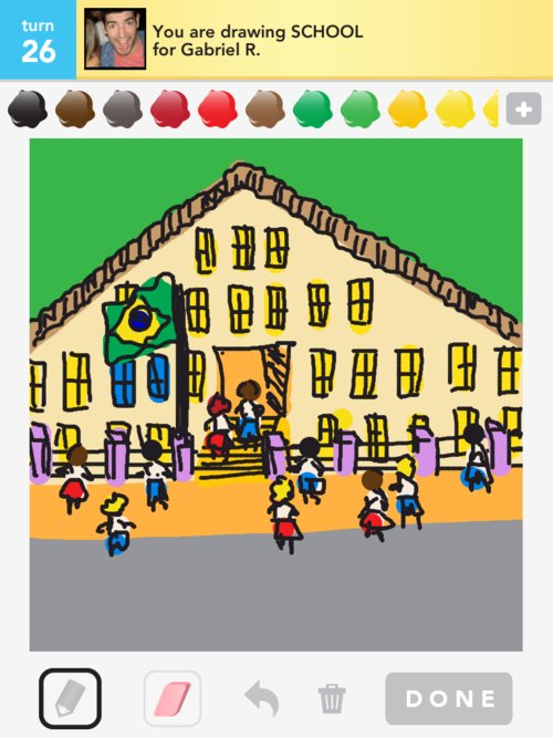 500x667 School Drawings
