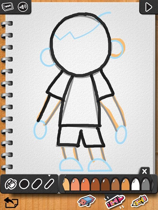 530x707 Iluv Drawing People Best Kids Apps Ipad Iphone