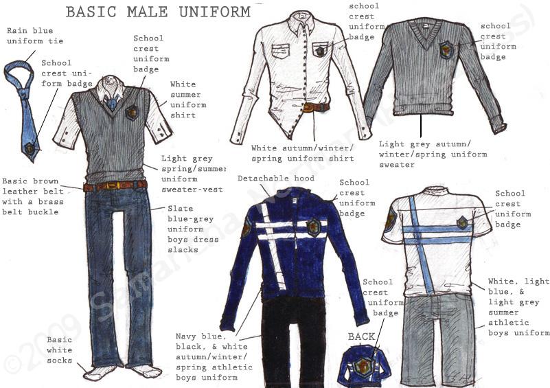 801x565 Boys School Uniform Design By Snhollis