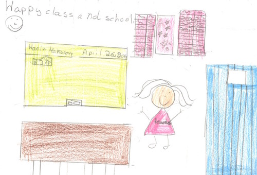 500x340 What Does A Safe School Look Like Children Show Us In These