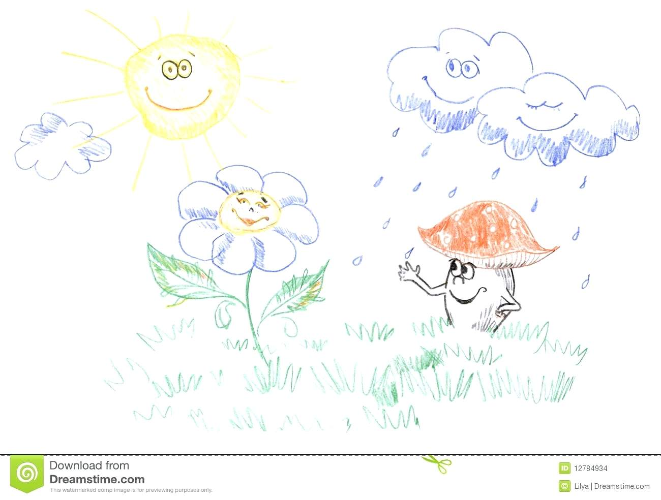 1300x984 Chart Kids Weather Chart