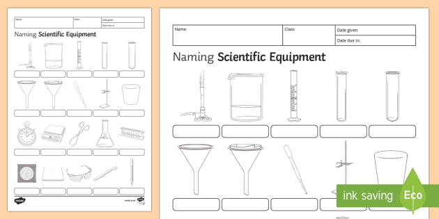 Science Equipment Drawing At Getdrawings Free For Personal Use. 630x315 Naming Scientific Equipment Homework Worksheet Activity Sheet. Worksheet. Worksheet On Lab Equipment At Mspartners.co