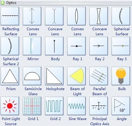 446x425 Physics Laboratory Equipment And Symbols