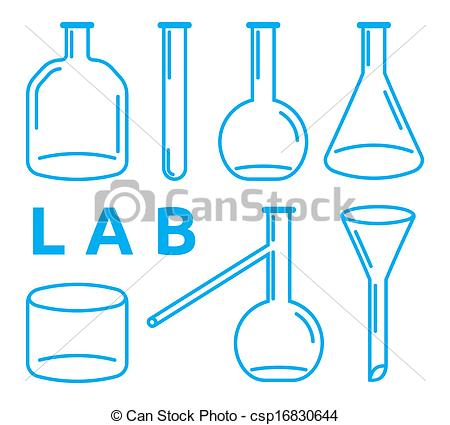 Science Equipment Drawing at GetDrawings com | Free for