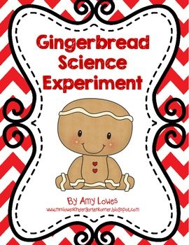 270x350 Gingerbread Science Experiment Freebie