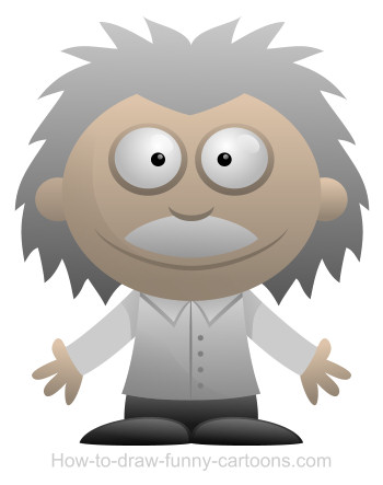 350x443 This Cartoon Scientist Wants You To Try One Simple Experiment Try