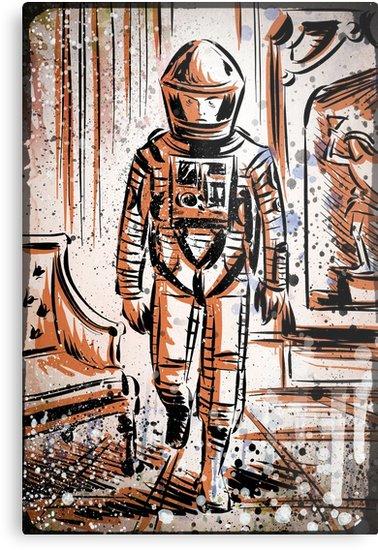 378x550 2001 A Space Odyssey Art Stanley Kubrick Film Movie Director Sci
