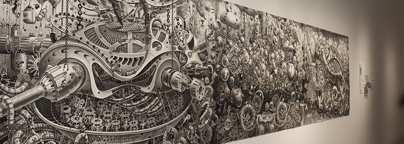 800x285 Deadpan Comedy Surreal Drawing Of A Dystopian Future By Samuel