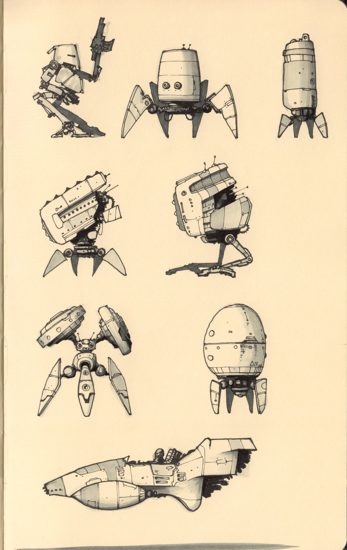 1210x1920 Drawing Illustration Art Anime Manga Artist Future Sketch Comics