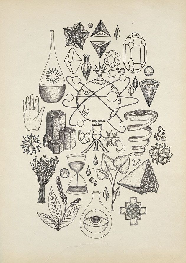 drawing scientific science natural illustration getdrawings