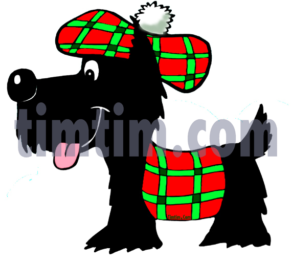 571x514 Free Drawing Of A Scottie Dog From The Category Pets