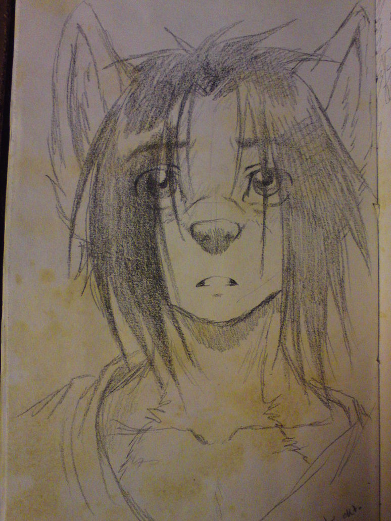 774x1032 Finally A Drawing Of Sam C I'Ll Scrap This When I Finish