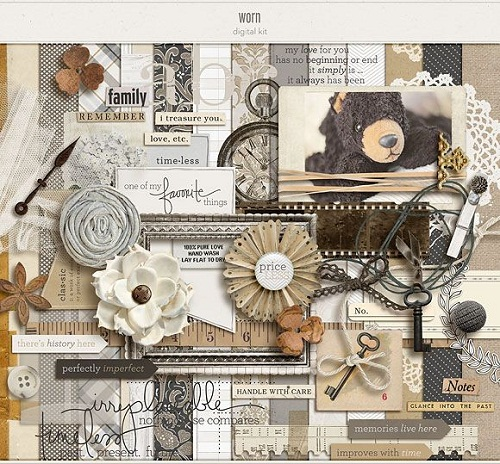 500x464 27 Cute Scrapbook Ideas With Images And Instructions