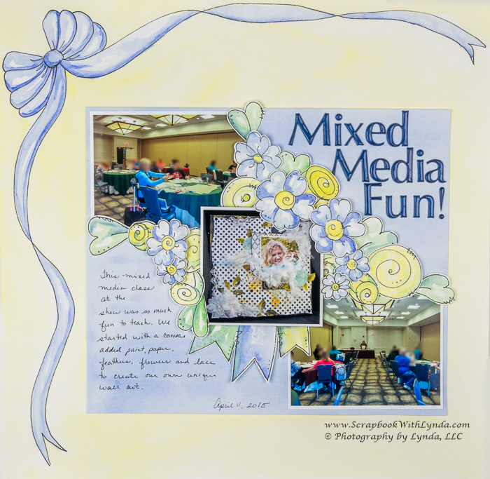 700x683 Banners Are A Great Addition To Any Scrapbook Layout, Card