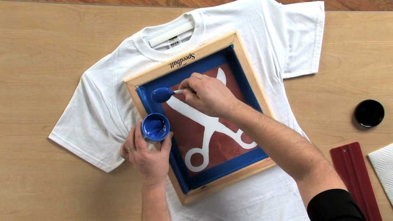 75a760e36 How To Screen Print T Shirts Diy – EDGE Engineering and Consulting ...