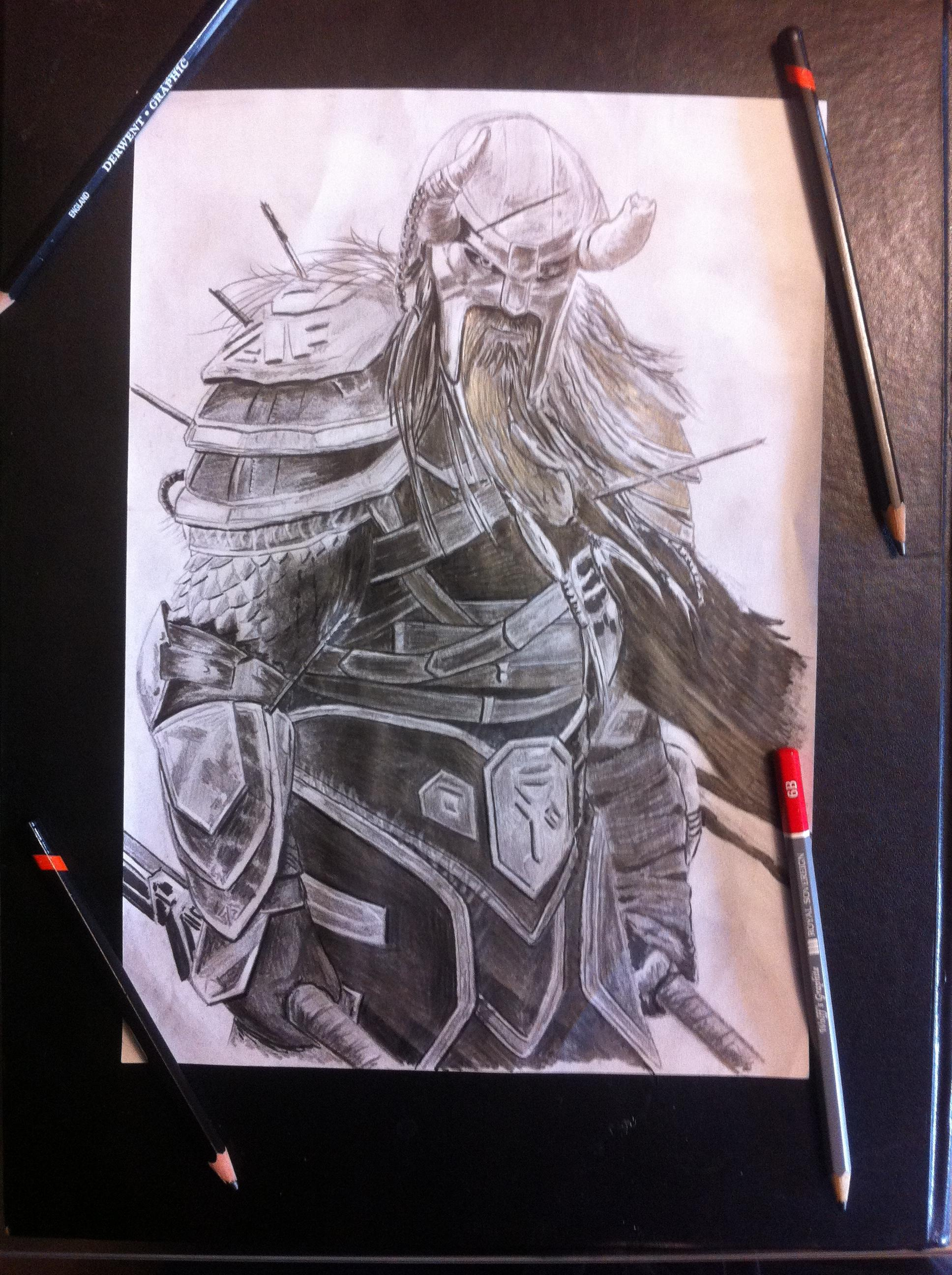1936x2592 My Little Drawing Elder Scrolls Online