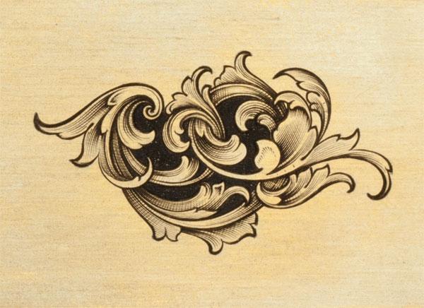 600x436 Drawing Amp Engraving Scrolls