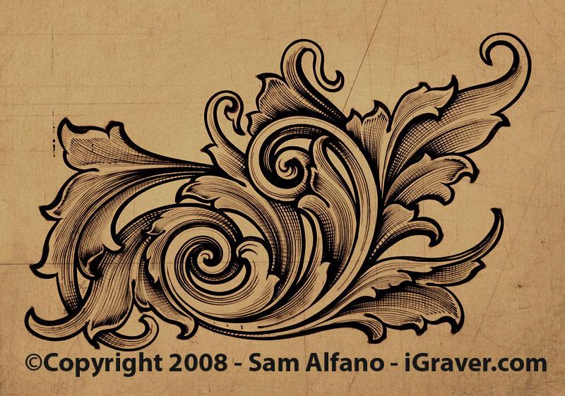 800x561 Sam Alfano, Engraver