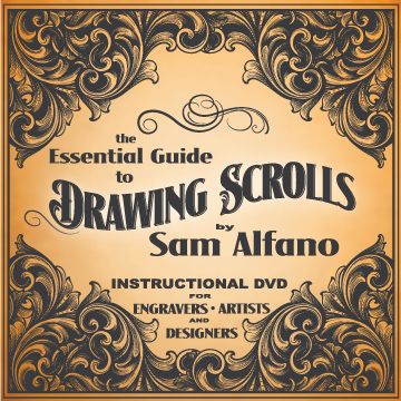 360x360 The Essential Guide To Drawing Scrolls By Sam Alfano