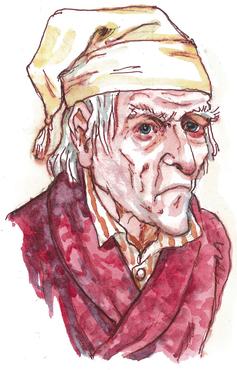 237x370 Ebenezer Scrooge Scrooge's Role In The Novella A Christmas Carol