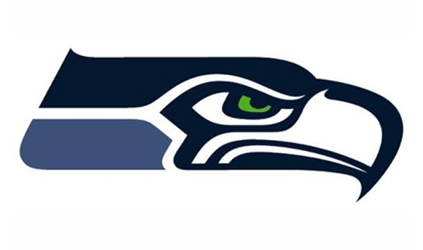 596x353 Super Logo Bowl The Design History Of The Patriots And Seahawks