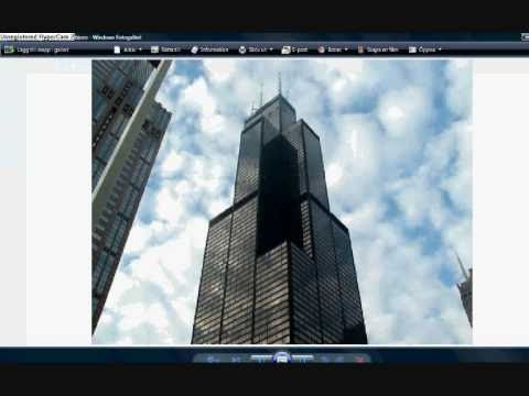 480x360 Sears Tower (Willis Tower) Drawing And Graffiti