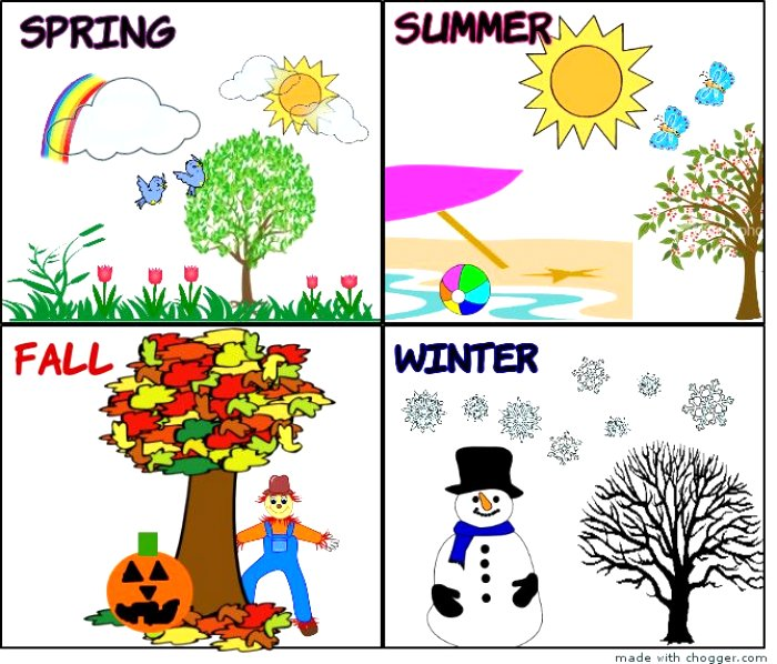 700x598 Easy Drawing Of Fall Season Easy Things To Know