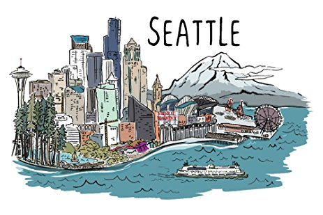 463x309 Seattle, Washington