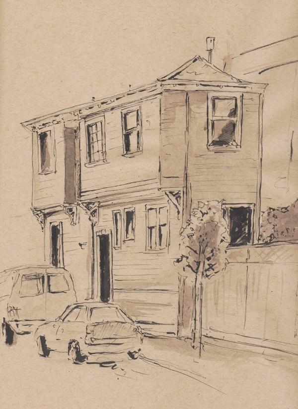 600x825 Best Of Drawing A Day, Week 1 Seattle Artist League