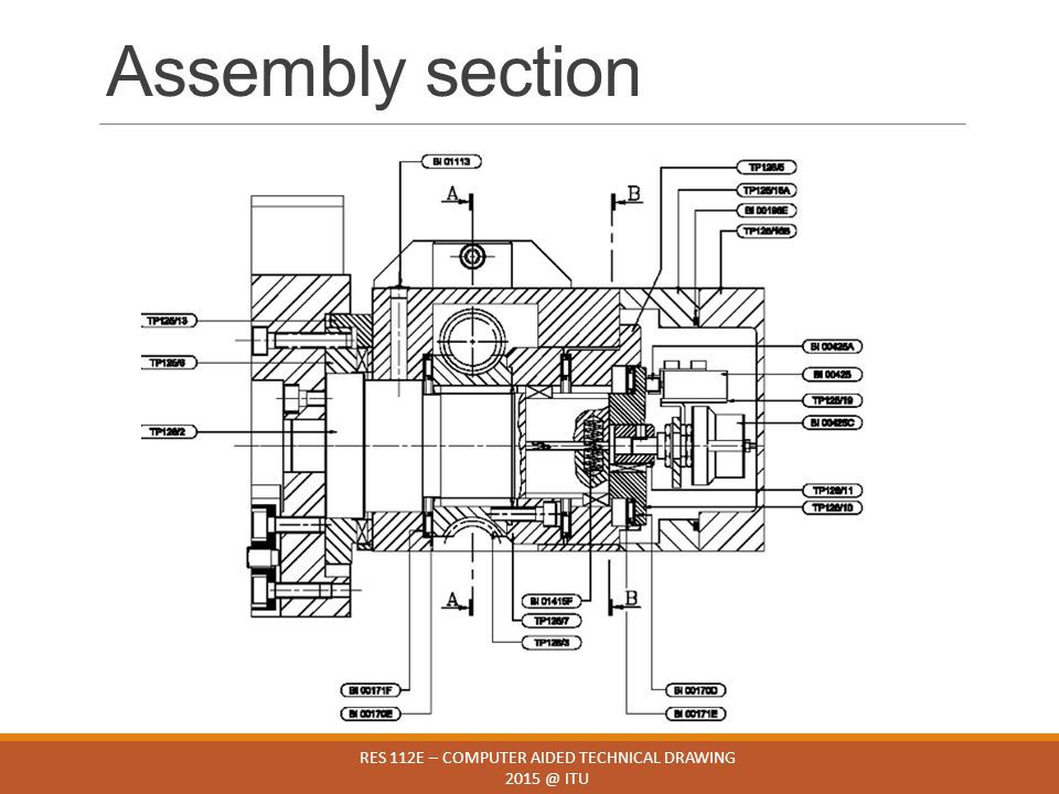 960x720 Res 112e Computer Aided Technical Drawing
