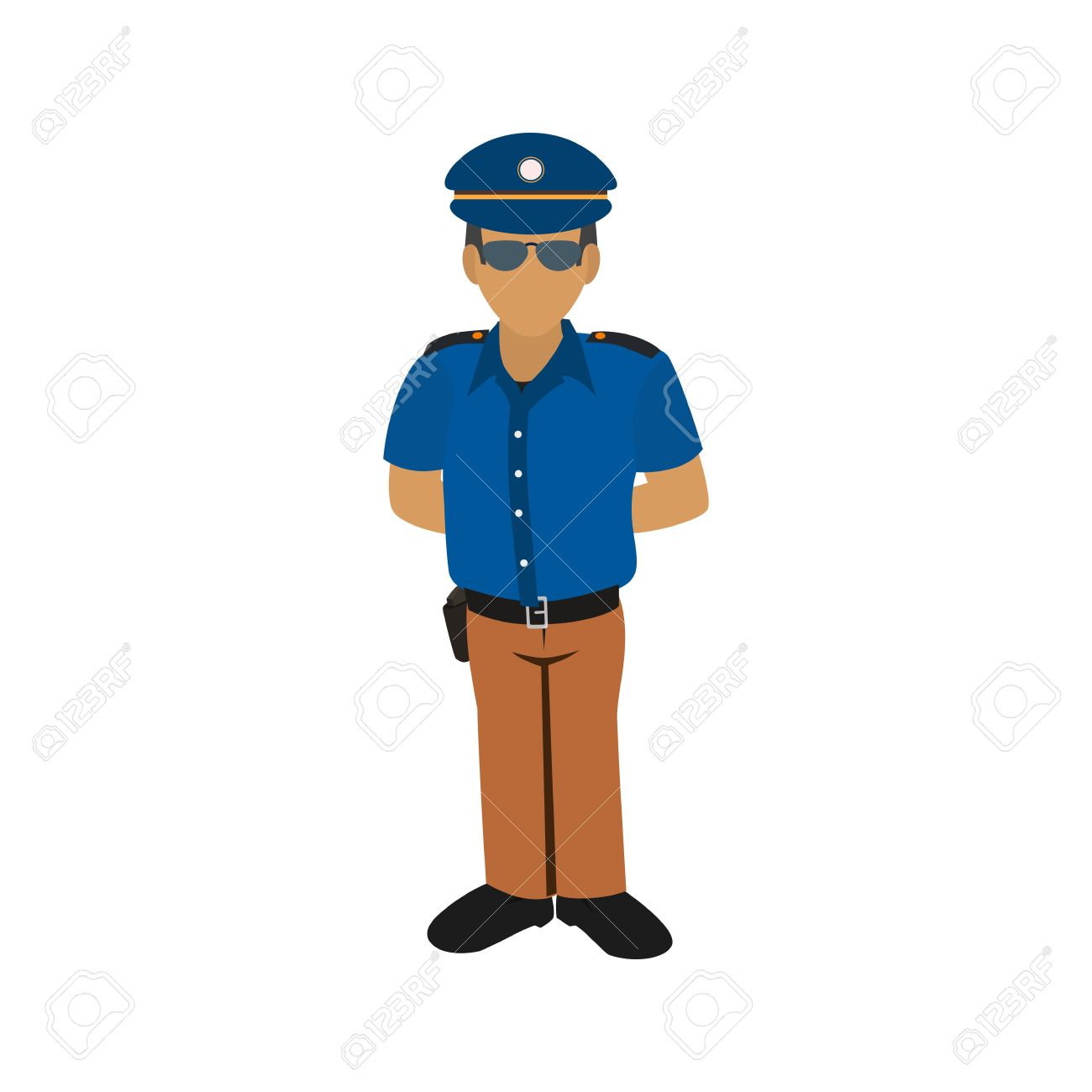 1300x1300 67,102 Security Guard Cliparts, Stock Vector And Royalty Free