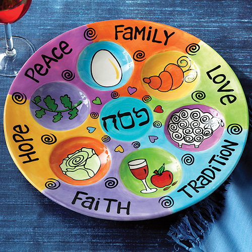 500x500 Creative Seder Plates For Passover