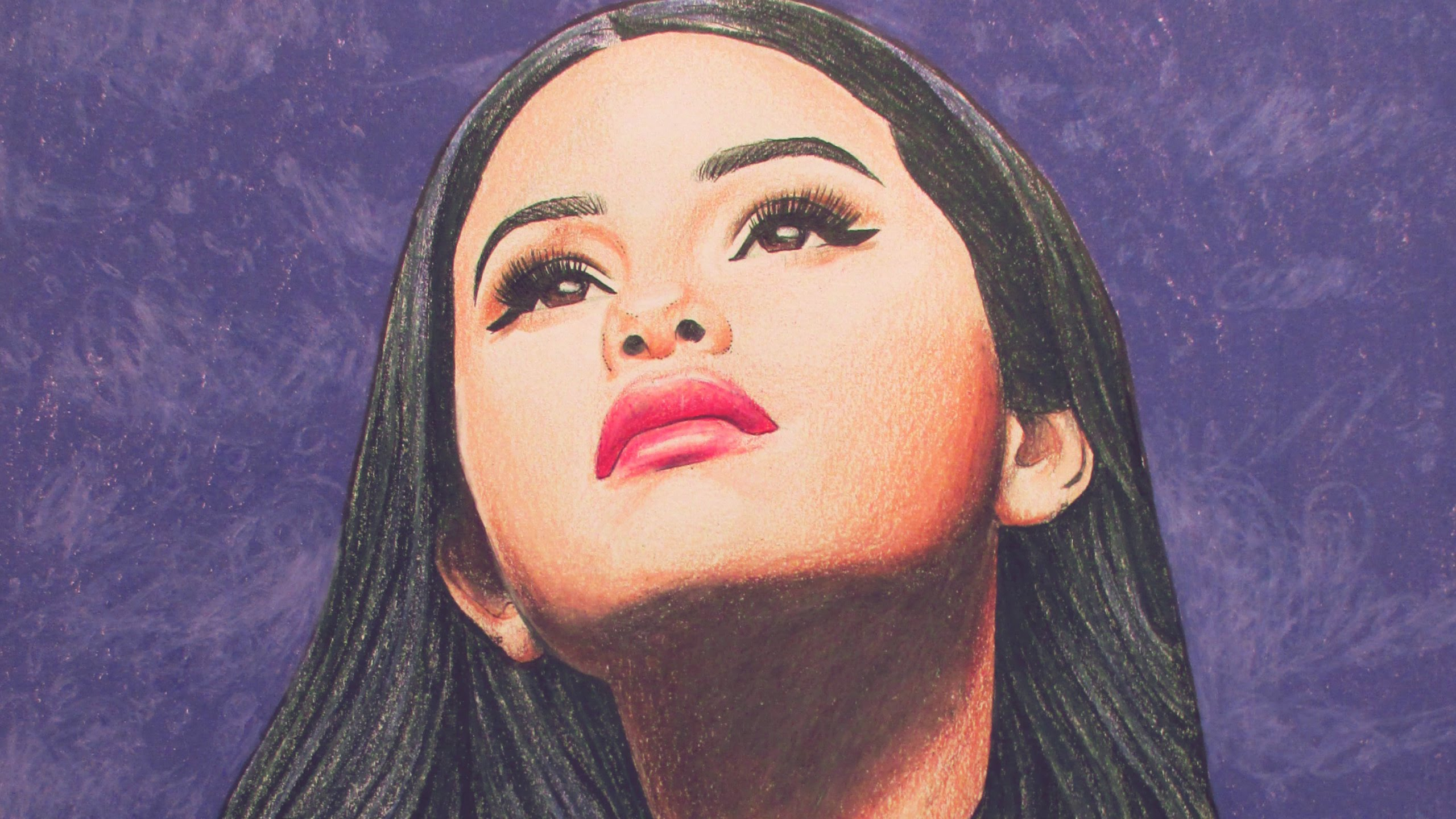 Selena Gomez Drawing at GetDrawings.com | Free for personal use ...