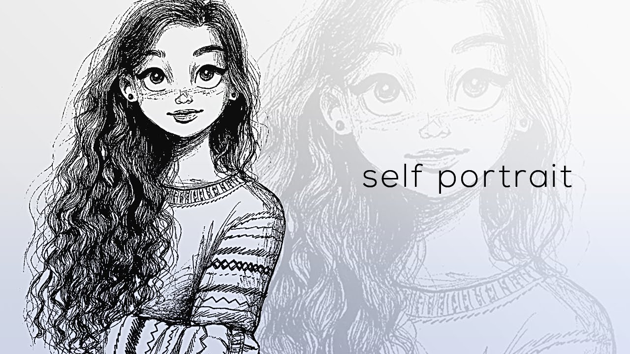 1280x720 Self Portrait