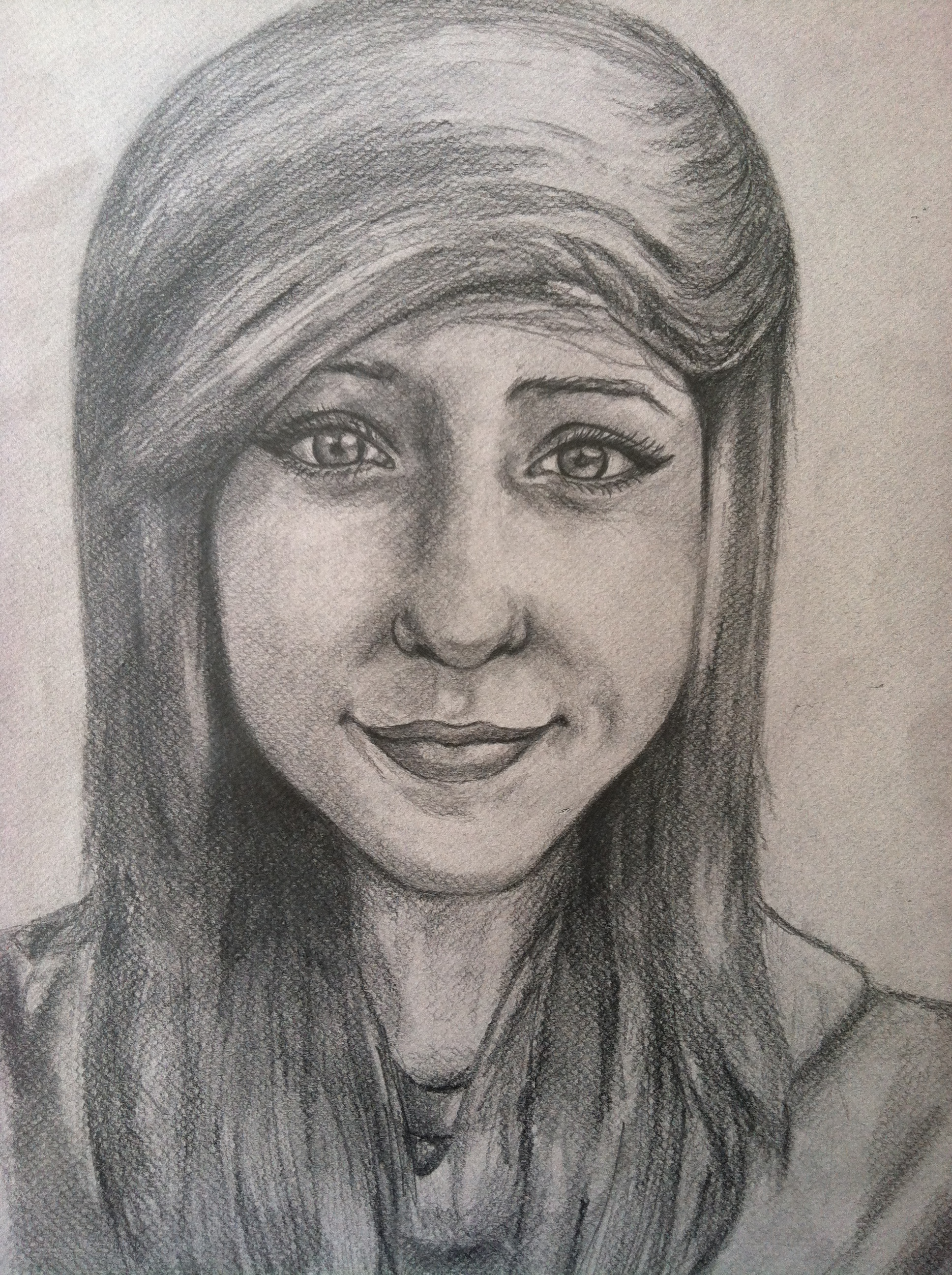1936x2592 Sketchbook Assignment Self Portrait Drawings Chs Artroom