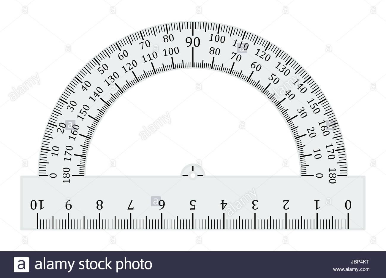 1300x939 Half Circle Protractor