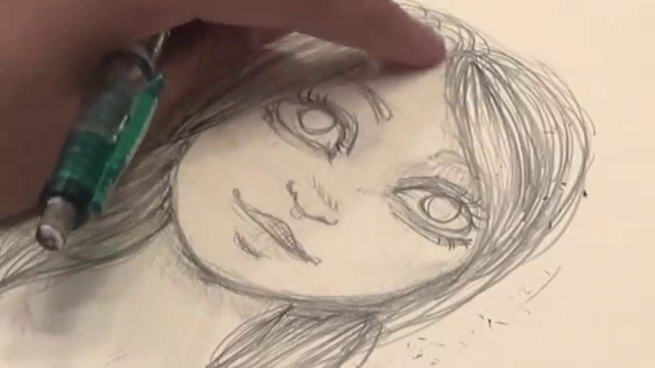 1280x720 Drawing 101 Semi Realistic Face