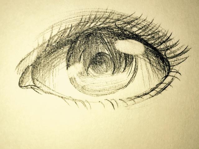 640x478 How To Draw A Semi Realistic Manga Eye