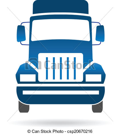 Semi Truck Drawing at GetDrawings.com | Free for personal use Semi ...