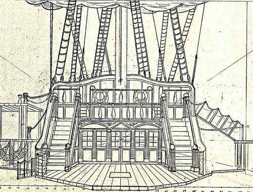 500x379 King And I Opening Drop Design Perspective Drawing Originally