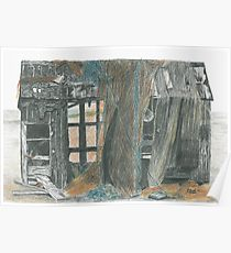 210x230 Shack Drawing Posters Redbubble