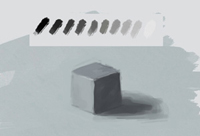 200x136 How To Draw Cubes Amp Shade 3 D Boxes With Shading Amp Drawing Lessons