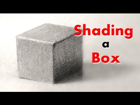 480x360 How To Draw And Shade A Cube