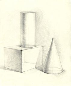 236x287 Shading In Art Lessons It's Axiomatic To Say That Without Light
