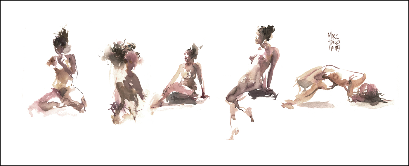 1400x569 Thinking About Figure Drawing All About The Shadow Shapes