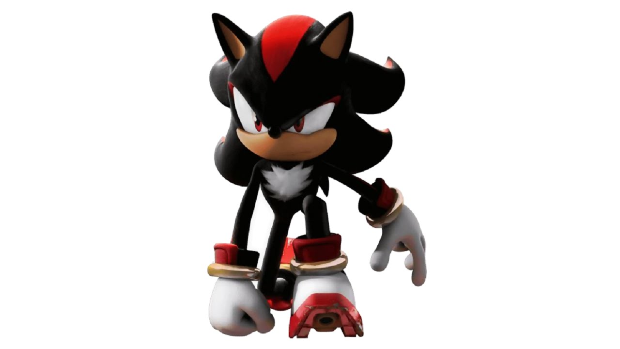 1280x720 How To Draw Shadow The Hedgehog